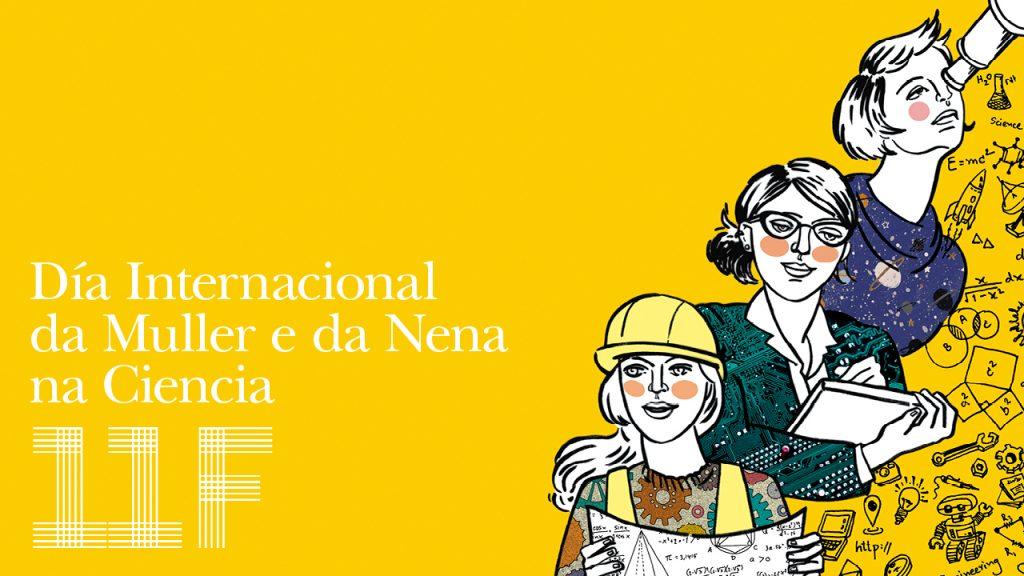 Día Internacional da Muller e a Nena na Ciencia