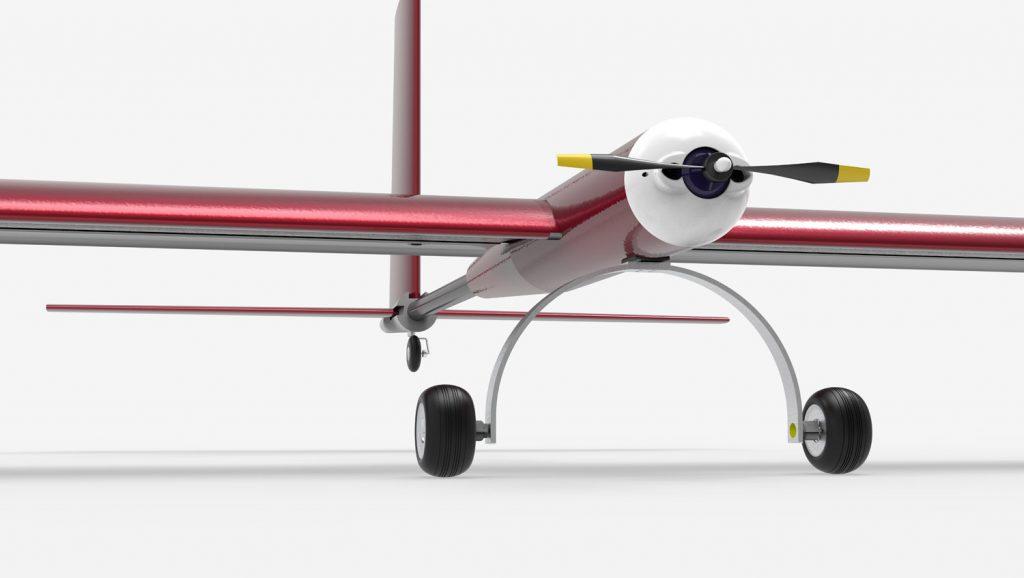 Prototipo UVigo Aerotech